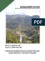 Buku Ajar Manajemen Hutan 2009 (1)
