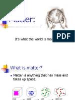 0708 Matter