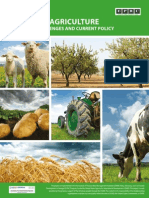 Agriculture - Challenges and Current Policy