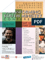 Transforming Youth Ministry - eVersion