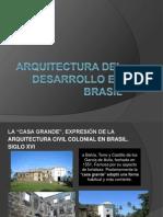 Arquitectura Del Desarrollo Brasil