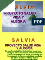 PROYECTO SALVIA - CIUDADES DE LUZ