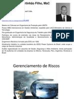 1 Gerencia de Risco 1 OMF 2010