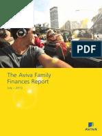 The Aviva Family Finances Report July 2013