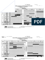 Clasa 0 - EFS - Esalonarea Anuala a Unitatilor de Invatare