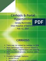 RLCirrhosisPortal HTNMunireddy0207