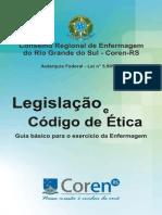 Código de ética - CORENRS