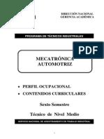 Mecatronica Automotriz 6° Semestre