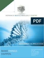 Advance Biotechnology Centre-Company Profile