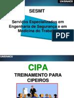 Treinamento Para Cipeiros - Unibanco