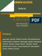 Ref Tbc Radiologi