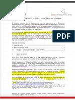 Salud en Chile según la OCDE_Informe BCN