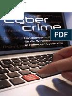 Cyber Crime Handlungsempfehlungen