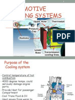 automative cooling systedm