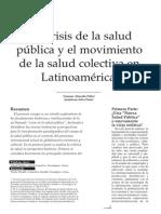 Almeida PAim Crisis Salud Pública