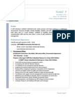 Cv Kamil PDF