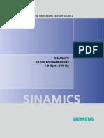 Sinamics g120e Oper Manual 032012