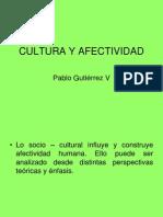 Cultura y Afectividad