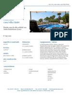 Villa de Lujo Costa Oeste de Ibiza Con Vistas al Mar - € 750.000