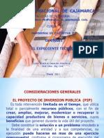 Clase I- Proyectos II