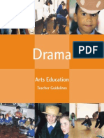 Primary Drama Guidelines