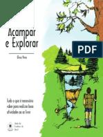 129559889 4959 Livro Acampar e Explorar 1992 Ueb Elvio Pero