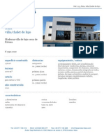 Villa Moderna En Venta Cerca de Eivissa - €990.000