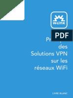 Livre Blanc Solutions VPN