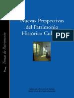 Nuevas Perspectivas del Patrimonio Histórico Cultural - Vol. 1