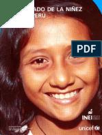 INEI- El estado de la niñez en el_Peru