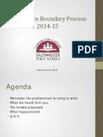 Boundary Presentation (Dec. 9, 2013)