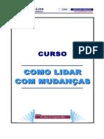 COMO LIDAR COM MUDANÇAS - SEEL