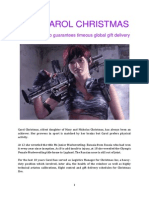 Meet Carol Christmas, new security chief of Christmas Inc.