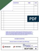 Schematic Checklist LAN8740 QFN Rev A