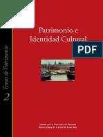 Patrimonio e Identidad Cultural - Vol. 2