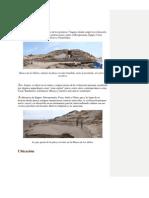 Centro Arqueologicos Del Peru