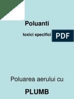 Poluanti Toxici Specifici Aer