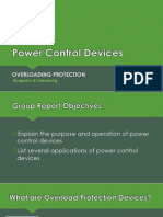 Overload Protection Devices