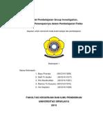 Model Pembelajaran Group Investigation(1)