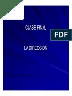 Clase Final Nov 2012
