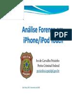Analise Forense Em iPod