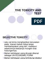 Selective Toxicity