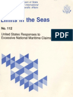 Limits in the Seas