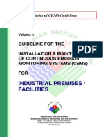 CEMS Guidelines Volume I Full Version