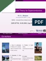 DFT Superconductors