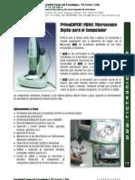 PrimaEXPERT M200, Microscopio Digital, Ficha Técnica