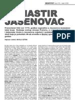 Manastir Jasenovac