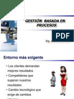 Gestión basada en procesos