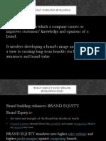 Aspsm - Brand Building