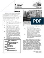 Autumn 2004 Library Newsletter